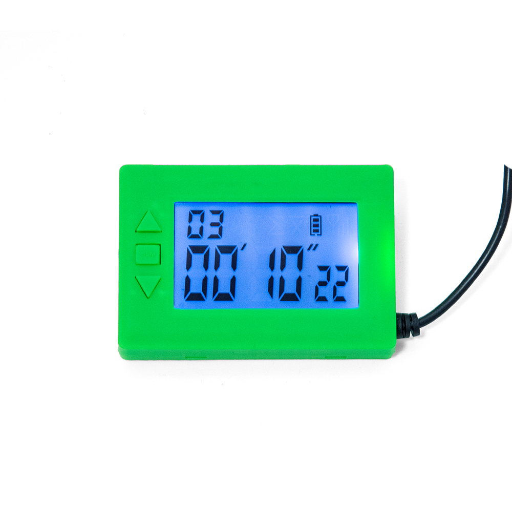 Ultimate  Lap Timer Infrared Ultrared Race Timing Track Day Practice Black