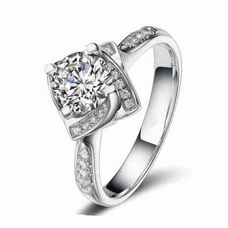 simulates amazing item s in rings and her love lover wedding his couple ring real design jewelry gold solid promise synthetic from diamond white