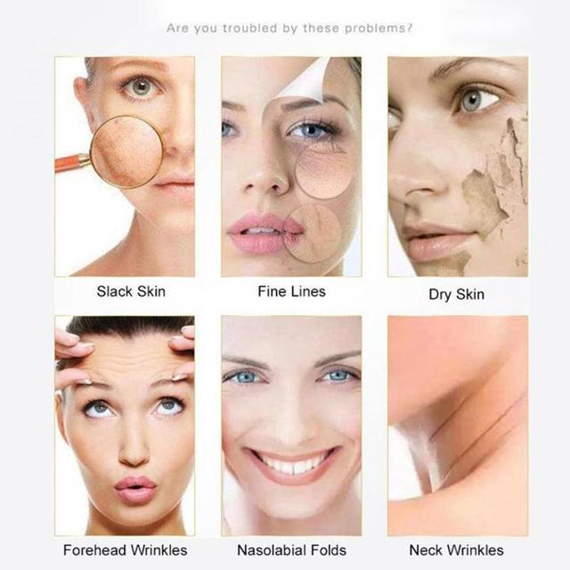 Collagen Power Lifting Cream 80g Firming Face Cream Skin Care Whitening Moisturizing Anti-aging Anti Wrinkle Korean Facial Cream