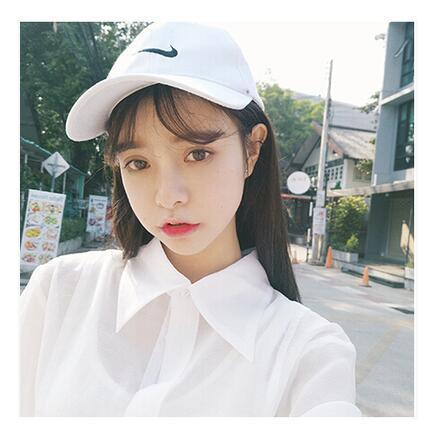 2017 direct selling verão bonés de beisebol da moda coréia ulzzang harajuku bordado chapéus do esporte para e hip hop snapback cap