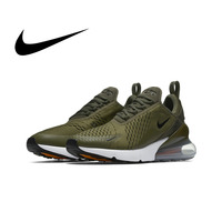 Original Authentic Nike Air Max 270 Men's Running Shoes Breathable Outdoor Sports Shoes Comfortable and Good Quality AH8050 201