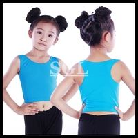 5 Pieces Lot Wholesale Girls Child Kids Size Tank Short Top Coat Dance And Sports