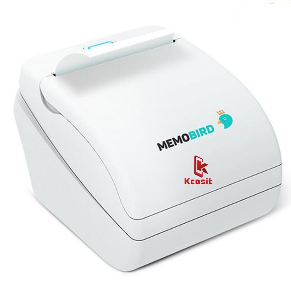 Original Memobird Portable Mini 58mm Thermal Printer Photo