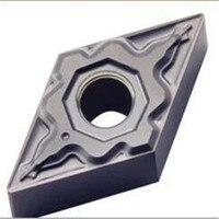 DNMG110408  HM PC9030  original korloy carboneto de inserção  usr para torneamento ferramenta chato titular bar mini máquina CNC inserções 10 peça Ferr. torneam.     -