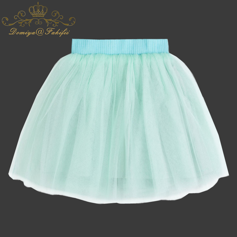 2018 New fashion summer girls mesh skirt ball gown princess tutu Children short skirts party clothes birthday children clothing muqgew new fashion 2018 children party