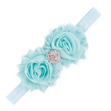 Headbands for Baby Girls with Flower Design