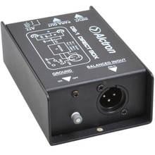 Alctron db 1 di прямой коробка Новое поступление Пассивный стерео