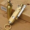 Estilo Vintage (cobre/aço) O Uso Repetido de Cigarro cigarros de Óleo Mais Leve Querosene rebolo Design Clássico Mais Leve