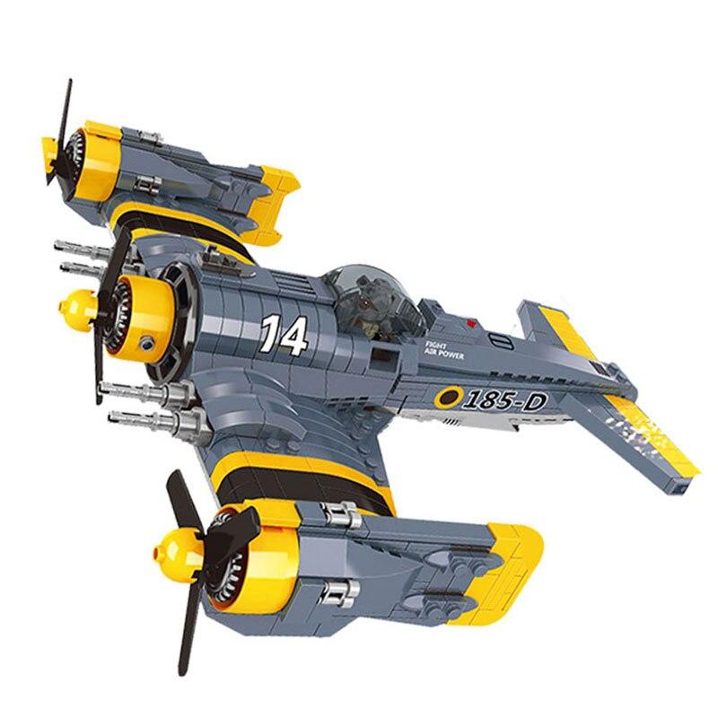 Technic Sreies la belle Science-Fiction combat avion Set blocs de construction briques jouets pour enfants cadeauTechnic Sreies la belle Science-Fiction combat avion Set blocs de construction briques jouets pour enfants cadeau