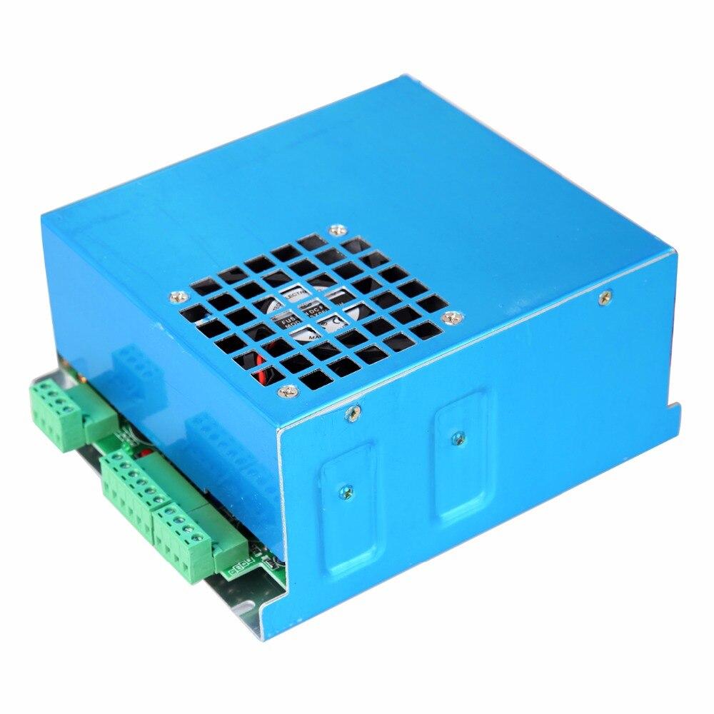(Корабль из ЕС) 220 В 40 Вт CO2 лазерной Питание для лазерной гравировки резки DIY гравер