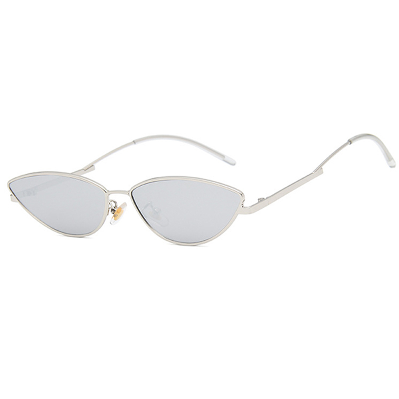 SOZOTU Cat Eye Sunglasses Wanita Mode Cateye Kacamata Matahari Untuk - Aksesori pakaian - Foto 3