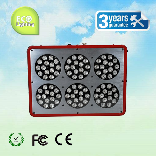 Apollo 6 90*3W full spectrum LED grow light lens for agriculture greenhouse jardin hydroponics indoor grow tent/ box plant lamp