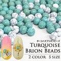 100 unids/bolsa 3D Decoración Del Arte Del Clavo 2016 Nuevo Japón Estilo Pavo Piedra Resina Etiqueta Engomada Del Clavo Del Clavo de DIY herramientas