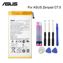 ASUS Original Replacement Phone Battery C11P1429 3450mAh for Asus ZenPad C 7.0 C7.0 Z170MG Z710CG Z710C P01Z P01Y Z170C + Tools asus z170mg lcd display touch screen assembly for asus zenpad c 7 0 z170mg z170 mg lcd screen for asus z170mg original screen