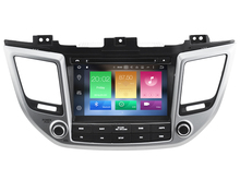 Octa(8)-Core Android 6.0 CAR DVD player FOR HYUNDAI IX35 2016/TUCSON 2015 car audio gps stereo head unit Multimedia navigation