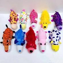 2018 karikatür çocuk peluş yumuşak oyuncak çocuk oyuncakları erkek kız çocuklar için komik Vyvernuli rus oyuncaklar nakliye rusya