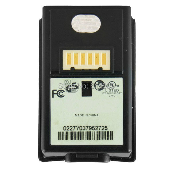 Black High Quality Rechargeable Battery Pack for Microsoft