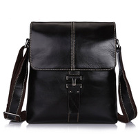 2017 new Men bag genuine leather shoulder handbags made bag designer soft skin handbag high quality men's travel messenger bags