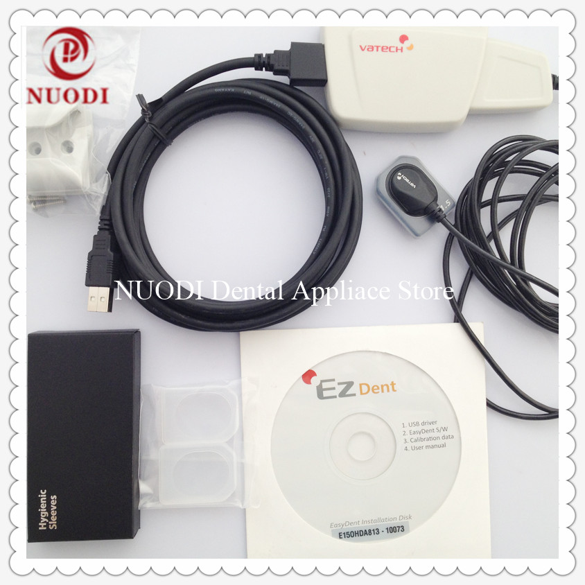 Vatech Ezsensor size1.5 Dental x ray Sensor/Ezdent Digital Dental x ray sensor rvg/Korea Ezsensor Intra oral xray sensor