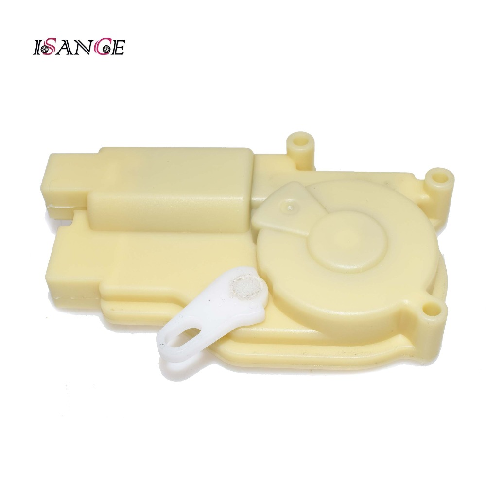 ISANCE Trunk Tail Gate Tailgate Door Lock Actuator Rear