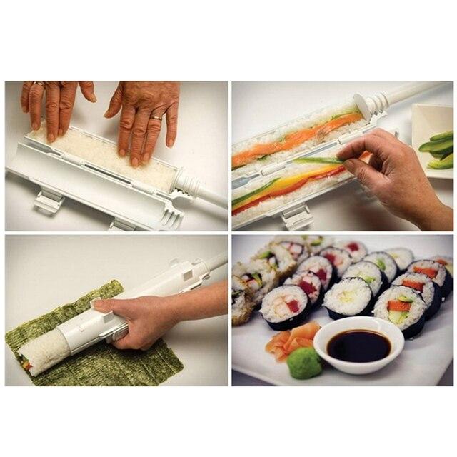 Sushi Rolls Making Tool useful gadgets