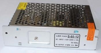 Free Shipping IP20 AC to DC power supply slim type switching power supply 24w  60w 100w 150w 200w 250w 300w  400w