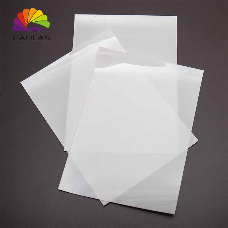 Image 5 - Clear Paint Protection Film Auto Car protector invisible Film Anti Scratches Protection Films 12cmx15cm Auto Accessories-in Side Window from Automobiles & Motorcycles
