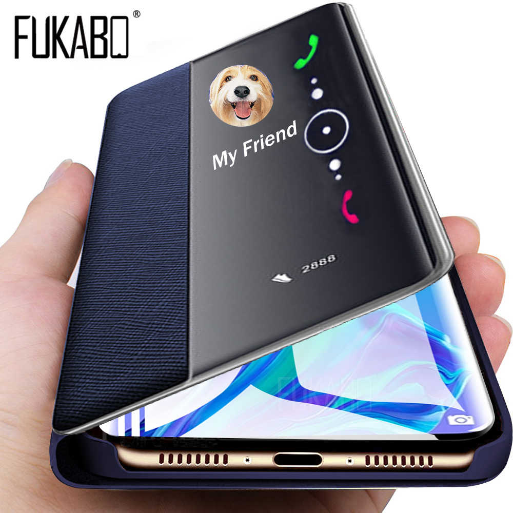 Luxury Smart Phone Case For Huawei p30 pro p20 lite Mate 20 lite pro Flip Cover Protective Case For huawei p30 Pro p20 lite case