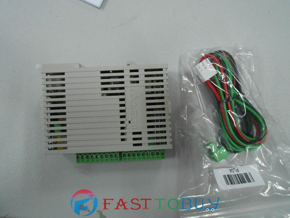DELTA DVP14SS211R PLC Programmer logic controller DC24V 8 DI 6 DO relay with programming cable цена