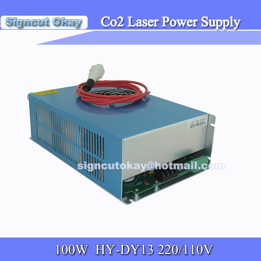 Z4 Co2 Laser Power Supply Dy13 100w Laser Power For W4 S4 Reci Co2 Laser Tube Driver Engraver Cutting Machine High Quality