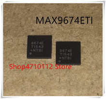 NEW 10PCS/LOT MAX9674ETI MAX9674E MAX9674 9674E QFN IC
