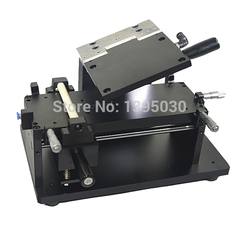 OCA Laminating Machine Vacuum Laminating Machine Polarizer Protection Film Laminating Machine Screen Cracking Repair Equipment
