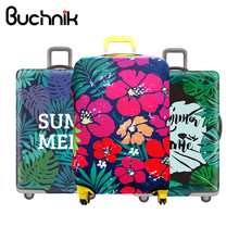 Newest Elastic Luggage Cover Flowers Trolley Suitcase Women's Student Protect Dust Bag Case Travel Accessories Supplies Products