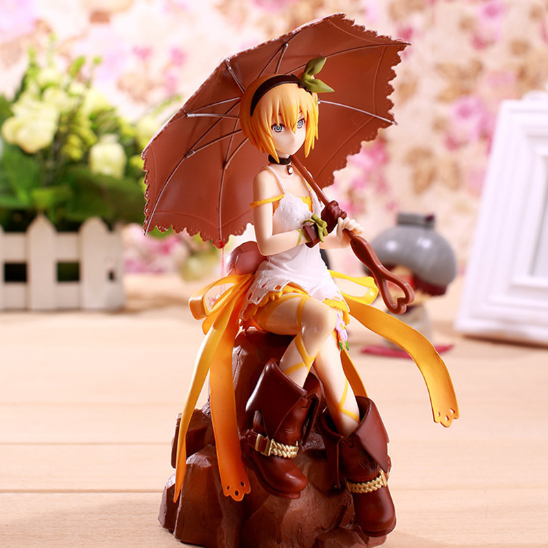 Japanese Anime ALTER Tales of Zestiria Edna PVC Pretty Girl Action Figure Collection Model Toy Doll best Gifts brinquedos xx051 japan warring states warriors q version of the war era of japanese samurai toy model decoration collection 7pcs set