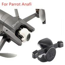 Пылезащитный чехол для объектива камеры, фиксатор, пряжка, защита для Parrot ANAFI, расширенный FPV, Therma, рабочие дроны, Gimbal, защитные колпачки