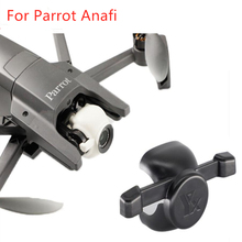 Camera Lens Dust Cover Protector Fixator Buckle Proof For Parrot ANAFI  Extended FPV Therma Work Drones Gimbal Protective Caps