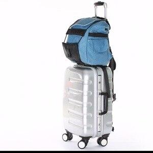 QIAQU مرونة تلسكوبي شريط أمتعة السفر حقيبة أجزاء حقيبة ثابتة حزام عربة قابل للتعديل الأمن الاكسسوارات الإمدادات