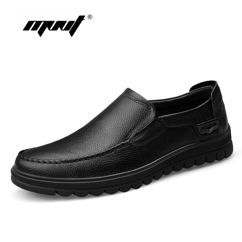 Breathable Cowhide Men Flats Shoes Full Leather Plus Size Fashion Shoes Men Loafers Moccasins Casual Men Shoes Zapatos Hombre genuine leather shoes men top quality driving flats shoes soft leather men shoes loafers moccasins breathable zapatos hombre