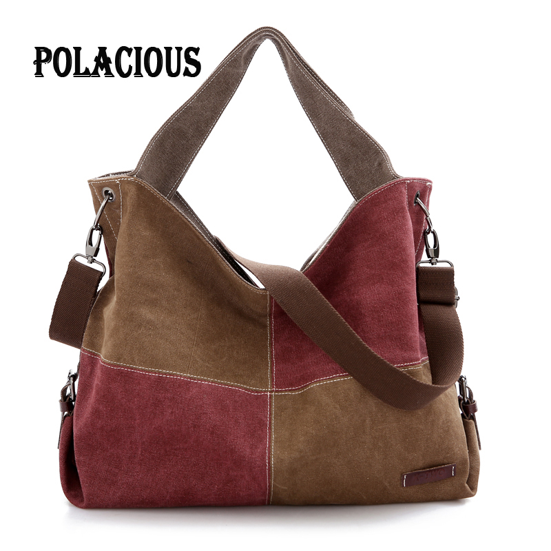 With Good Gift!Summer 2016 classic fashion women handbag large canvas bags stripe bags fashion student bag lazy style canvas bag