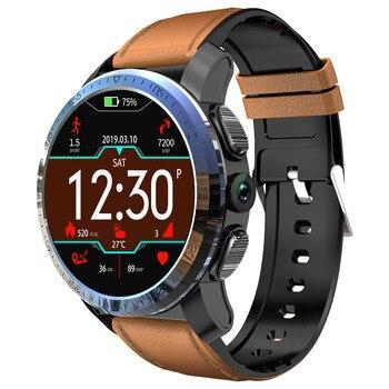 KOSPET Optimus Pro 3GB+32GB AMOLED 4G Dual Chip 8.0MP 800mAh SmartWatch Phone Умные часы Смарт часы ساعه ذكيه#40