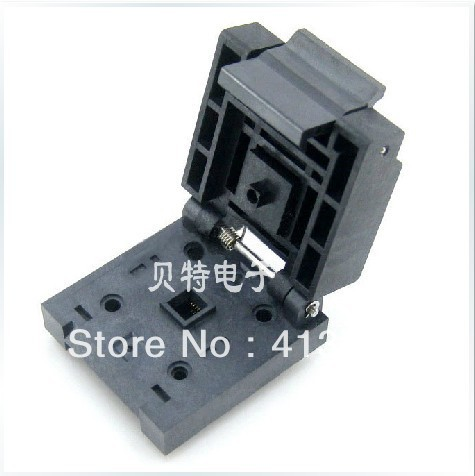QFN-10 (20) B-0.5-02 test QFN10 conversion adapter sirte special cx1019 sop32 burning seat conversion adapter test
