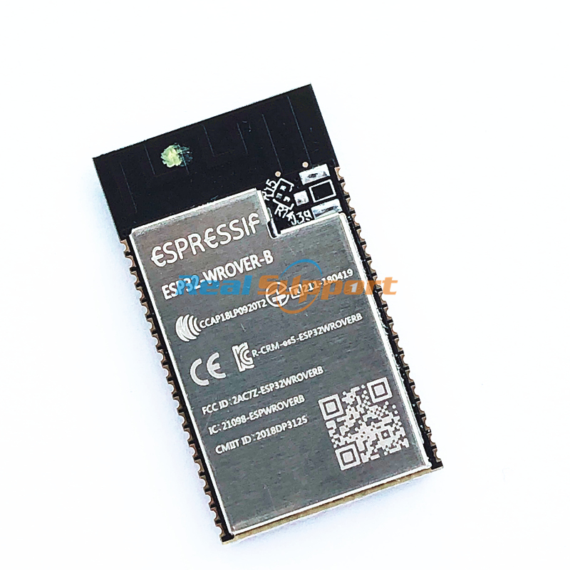 10PCS ESP32 WROVER Module ESP32 WROVER B SPI Flash 4MB PCB Onboard Antenna module based on