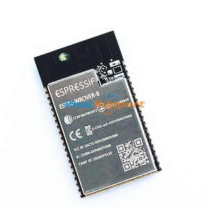 Image 1 - 10 PCS ESP32 WROVER Mô đun ESP32 WROVER B SPI Flash 4 MB PCB Ăng ten Trên Tàu mô đun dựa trên ESP32 D0WD WiFi BT BLE MCU mô đun