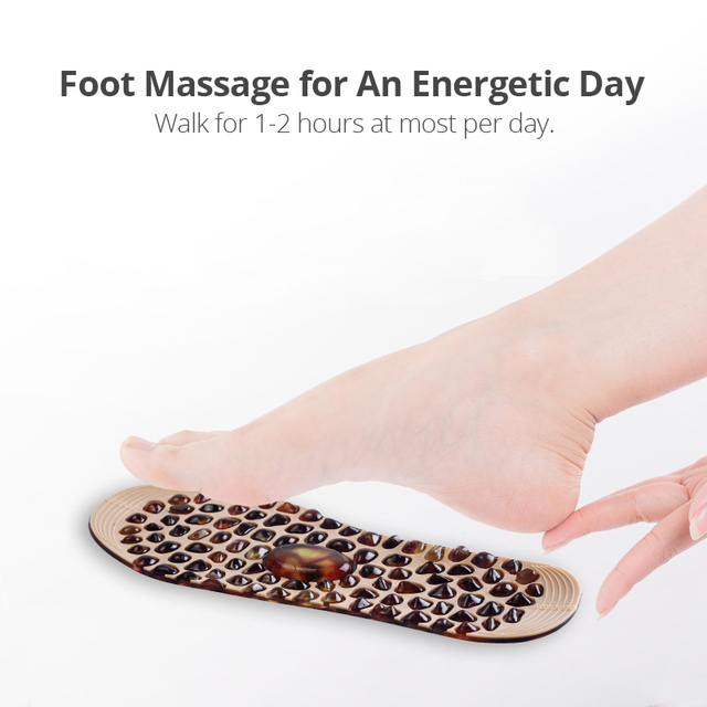 VeryYu Adjustable Size Foot Massage Therapy Shoes Insole Body Care Personal Care  VeryYu the Best Online Store for Women Beauty and Wellness Products