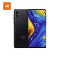[Европейская версия] смартфон Xiaomi mi X 3 (Android, 6 ГБ + 128 ГБ, 6,39 полный экран дисплей, двойной Камара с AI, NFC) черный/синий