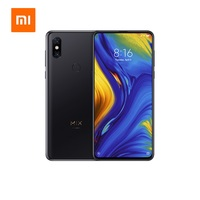 [European Version] Smartphone Xiaomi Mi MIX 3 (Android, 6GB+128GB,6.39 full screen display,dual camara with AI, NFC) Black/Blue