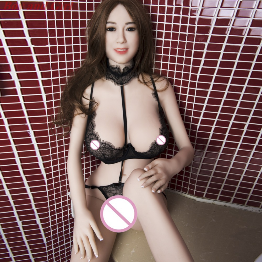 Japanese Oral <font><b>Sex</b></font> 168 cm <font><b>Sex</b></font> <font><b>Dolls</b></font> 158 cm <font><b>145</b></font> cm Real Silicone Full Body Lifelike Vagina Anal Toy Men available Big Boobs image