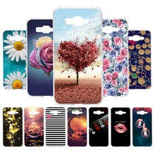 3D DIY Soft Silicon Case Voor Samsung Galaxy Grand Prime G530 Case Coque G530F G530FZ G530Y G530H Case Back Cover fundas Behuizing(China)