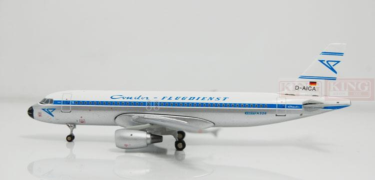 JC Wings XX4329 Condor A320 1:400 German Condor Airlines commercial jetliners plane model hobby special offer wings xx4232 jc korean air hl7630 1 400 b747 8i commercial jetliners plane model hobby