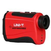 UNI T LR600 LR800 LR1000 LR1200 LR1500 Handheld Monocular Laser Range Finder 6X Telescope Distance Meter